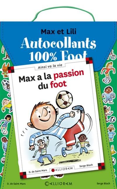 Max et Lili : kit foot