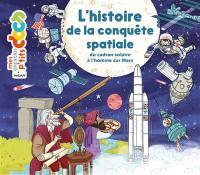 L'histoire de la conquête spatiale : du cadran solaire à l'homme sur Mars