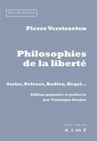 Philosophies de la liberté