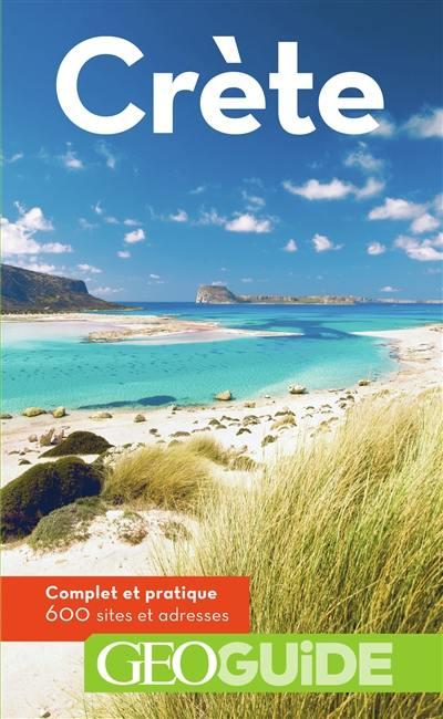Crète : 600 sites et adresses