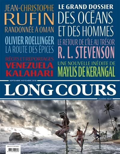 Long Cours. n° 9, Des océans et des hommes