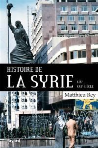 Histoire de la Syrie : XIXe-XXIe siècle
