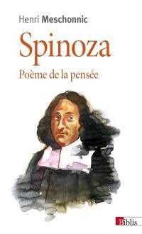 Spinoza, poème de la pensée