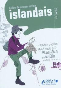 L'islandais de poche : guide de conversation