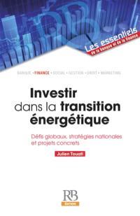 Investir dans la transition énergétique : défis globaux, stratégies nationales et projets concrets