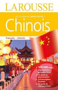 Dictionnaire maxipoche + chinois