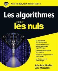 Les algorithmes pour les nuls
