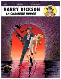 Harry Dickson. Volume 12, La chambre rouge