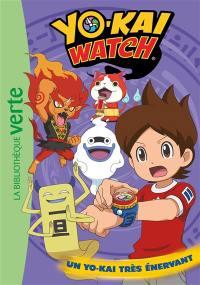 Yo-kai watch. Volume 9, Un Yo-kai très énervant