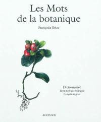 Les mots de la botanique : dictionnaire