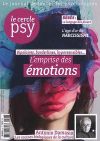 Cercle psy (Le) : le journal de toutes les psychologies. n° 26, Les étapes du langage : faut-il stimuler l'enfant ? quand doit-on s'inquiéter ? comment l'accompagner ?