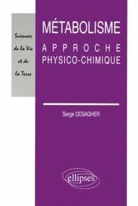Métabolisme : approche physico-chimique