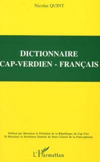 Dictionnaire cap-verdien français