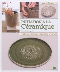 Initiation à la céramique