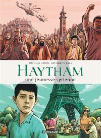 Haytham : une jeunesse syrienne : d'après le récit de Haytham Al-Aswad