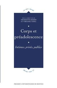 Corps et préadolescence : intime, privé, public