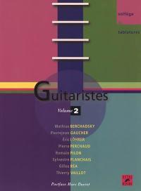 Guitaristes. Volume 2