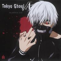 Tokyo ghoul A : calendrier 2018