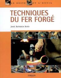 Techniques du fer forgé