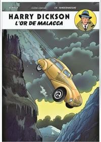Harry Dickson. Volume 13, L'or de Malacca