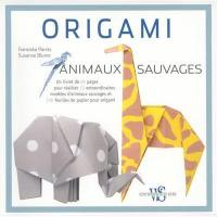 Origami : animaux sauvages