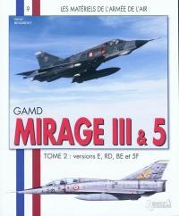 GAMD Mirage III, AMD-BA Mirage 5. Volume 2,