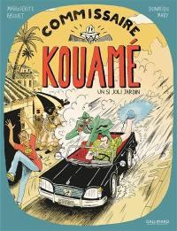 Commissaire Kouamé, Un si joli jardin