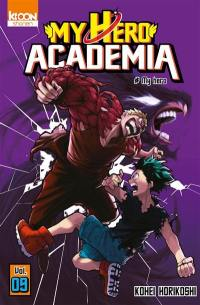 My hero academia. Volume 9, My hero