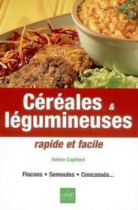 Céréales et légumineuses