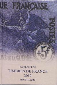 Catalogue des timbres de France