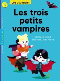 Les trois petits vampires