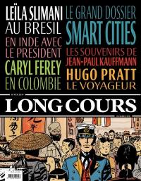 Long Cours. n° 10, Smart cities