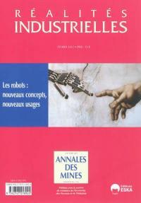 Réalités industrielles, Les robots : nouveaux concepts, nouveaux usages