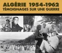 Algérie, 1954-1962