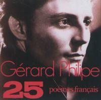 25 poèmes français