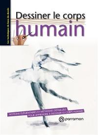 Dessiner le corps humain