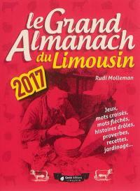 Le grand almanach du Limousin 2017