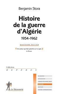 Histoire de la guerre d'Algérie (1954-1962)