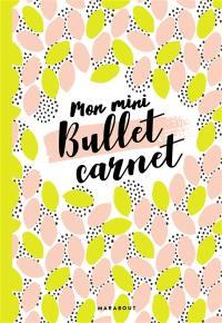 Mon mini bullet carnet