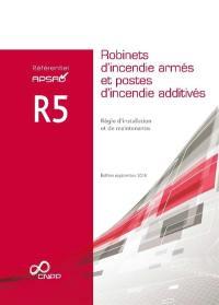 Référentiel APSAD R5