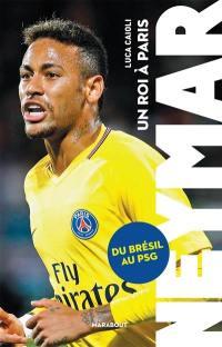 Un roi à Paris : Neymar : du Brésil au PSG