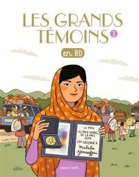 Les grands témoins en BD. Volume 3,