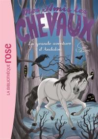 Mes amis les chevaux. Volume 21, La grande aventure d'Andalou