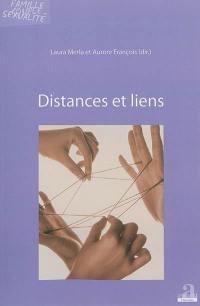 Distances et liens