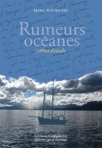 Rumeurs océanes : lettres d'escale