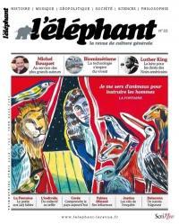 Eléphant (L') : la revue. n° 22