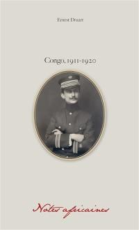 Congo, 1911-1920