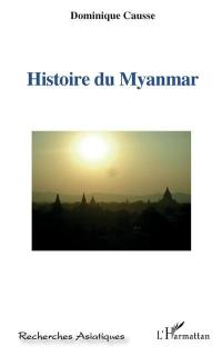 Histoire du Myanmar
