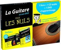 La guitare pour les nuls et son DVD