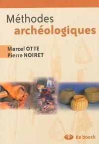 Méthodes archéologiques